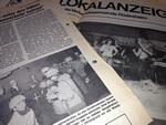 Zeitungsberichte