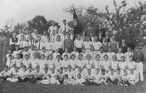 Der Verein im Jahr 1927