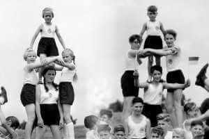 Die Jugend des TV im Jahr 1953